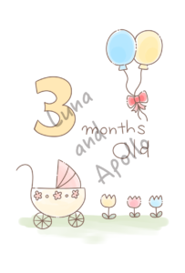 3 month old